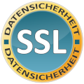 Logo SSL-Datensicherheit